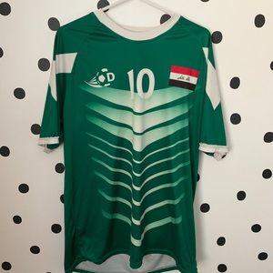 Other - 🌈5/$25🌈Arab sport design jersey size L